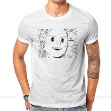 T-shirt My Hero Academia DEKU pour hommes, de loisirs, doux, de haute qualité, nouveau Design, No thank (Lemillion)