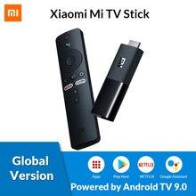 Versión Global Xiaomi Mi TV Stick Android TV 9,0 Quad-core Dolby DTS HD Dual decodificación Asistente de Google Netflix, YouTube 1GB 8GB