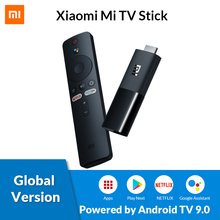 Mi-Tv-Stick Dolby Netflix Youtube Google-Assistant Android Tv Global-Version Xiaomi 8GB