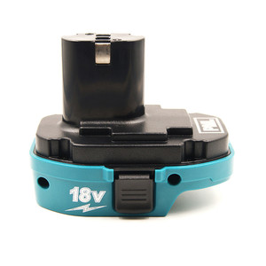 Image 3 - Battery Adapter Converter Tool for Makita 18V BL Li ion Battery to Makita 18V NI Cd Ni MH Li ion Battery USB Charger For phone