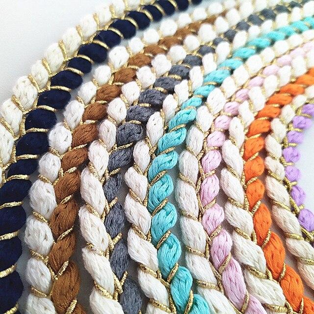 Saco tecido cinta de substituição sacos de ombro alça alça multicolorido cordas bolsa cinto fivela bolsa alças saco acessórios