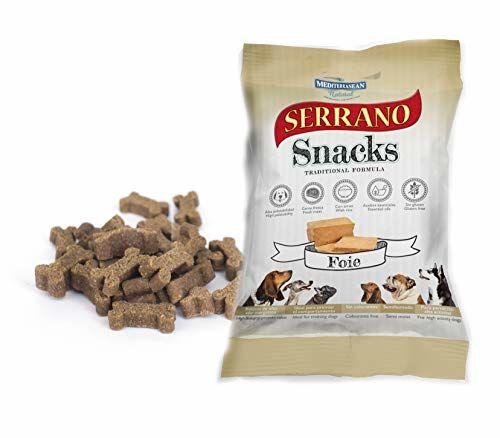 Mediterranean Natural–Snack For Dog Serrano Snack 100g