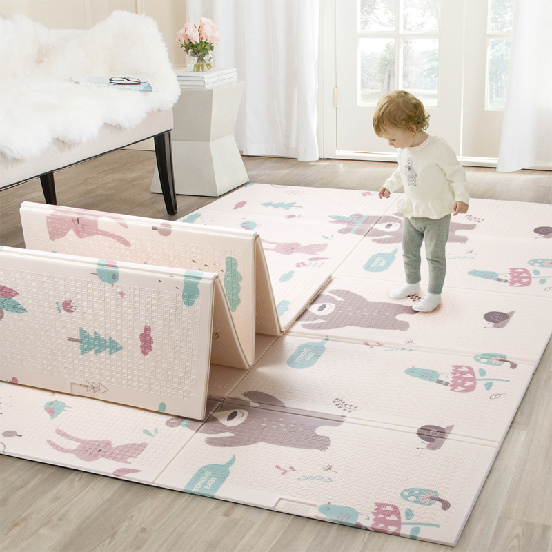 Baby Play Mat Foldable Playmat XPE Puzzle Playmat For Kids Crawling Carpet  Children Waterproof Mat Thickened Infant Baby Room