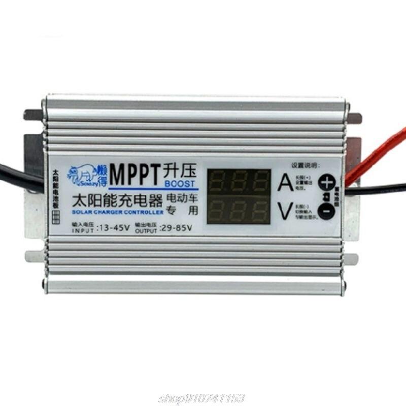 mppt painel solar celulas carregador controlador 10a 04