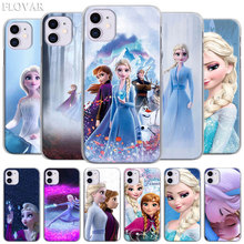 Phone Case for Apple iPhone 11 Pro MAX XR X XS MAX 7 8 Plus 6 6s Plus 5S SE Hard Cover Coque Princess Ana elsa turkey flag hard case for apple iphone 11 pro max x xr xs max 7 8 plus 6 6s plus 5s se phone cover coque