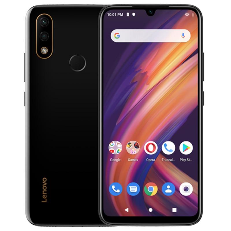 Globale Version Lenovo A6 Hinweis 3GB 32GB Smartphone MTK P22 Octa Core Dual Kamera 6.09 ''Zoll Android handy 4000 mAh