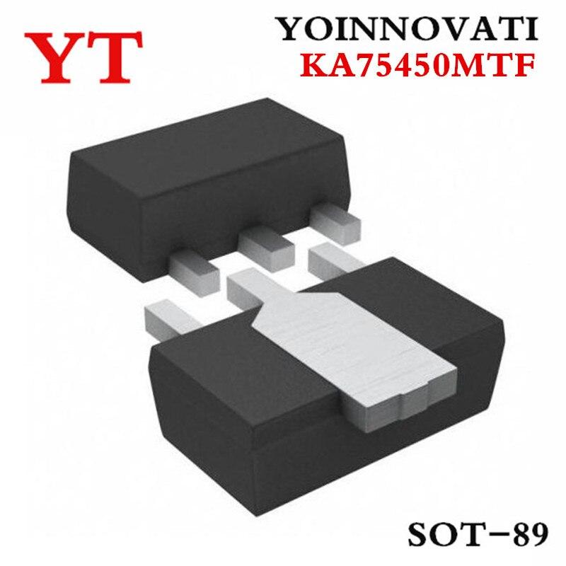 10pcs/lot KA75450MTF KA75450  SOT-89  IC