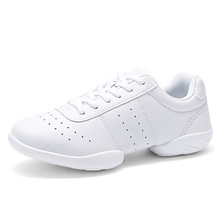 Lightweight Soft Bottom Aerobics Shoes Women Athletics Fitne