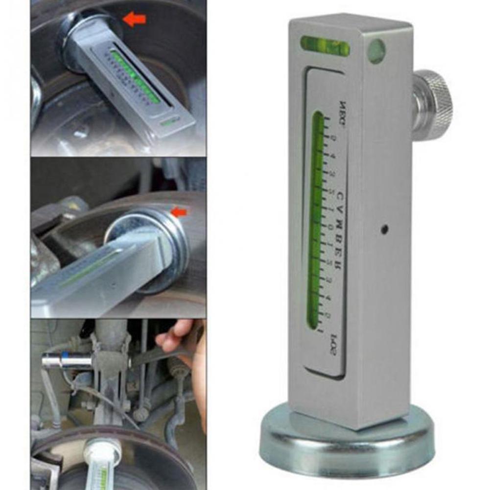 Universal Car Truck Vehicle Magnetic Camber Castor Wheel Alignment Gauge Tool Уровень выравнивания четырех колес аксессуары для