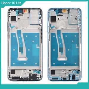 Image 4 - Netwarm غطاء لوحة بإطار مركزي ، لهاتف Huawei Honor 8 / Honor 8x / Honor 9 / Honor 9i / Honor 10 / Honor 10 Lite