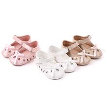 ARLONEET Toddlers Bowknot dziecięce buciki dziecięce maluch niemowlę dziecięce dziewczęce buty dziecięce noworodki buciki 20JUN25 tanie tanio NYLON Płytkie Wszystkie pory roku Slip-on Stałe Unisex RUBBER Pasuje prawda na wymiar weź swój normalny rozmiar baby shoes