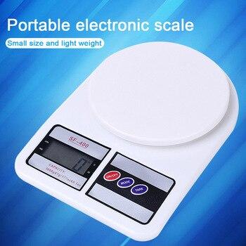 10 кг 1 г ЖК-дисплей Дисплей электронные товарные Вес весы Кухня Пособия по кулинарии измерительные инструменты цифровые весы точные домашние электронные весы