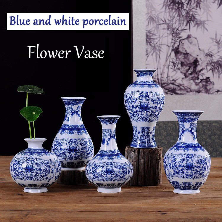 Vintage Home Decor Ceramic Flower Vase 1
