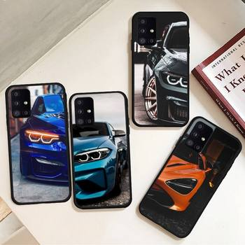Blue Red for Bmw Bags Phone Case For Samsung galaxy S 7 8 9 10 20 edge A 6 10 20 30 50 51 70 note 10 plus image
