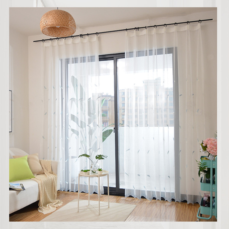 check MRP of white curtains sheer