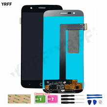 Mobile LCD Display For Vernee Thor Touch Screen Digitizer Assembly 100% Original New LCD Touch Digitizer Tools 3M Glue