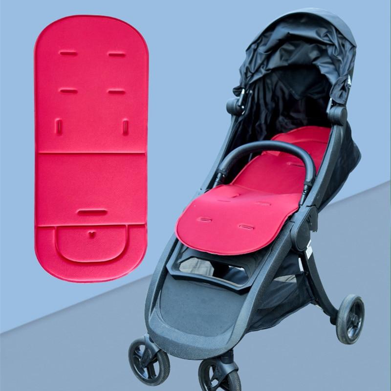 Comfortable Baby Stroller Pad All Season General Soft Seat Cushion Child Cart Seat Mat Kids Pushchair Cushion Stroller Accessory