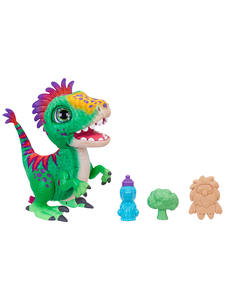 Hasbro Pets-Toys Dino Furreal Rex for Kids Hungry Gifts That Funny Baby Munchin