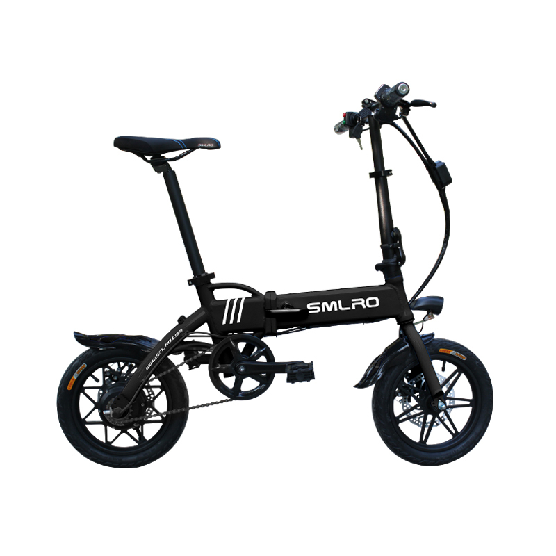 14EF 14inch electric bike mini 250W Powerful folding City electric bicycle 36V Lithium Battery city ebike 9