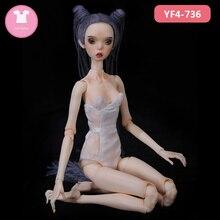 BJD giysileri Sybil MinifeeD AI Littleowl Minifee ve DZ kız vücut 1/4 BJD SD elbise güzel bebek kıyafet aksesuarları luodoll
