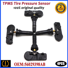Sensor 56029398ab do monitor da pressão dos pneus de tpms para dodge challenger carregador durango grande caravana viagem 2010 2016