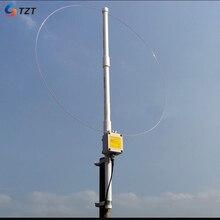 TZT K 180WLA 0,1 M 180MHz Aktive Schleife Breitband mit Erhalt Antenne Kit Für SDR Radio