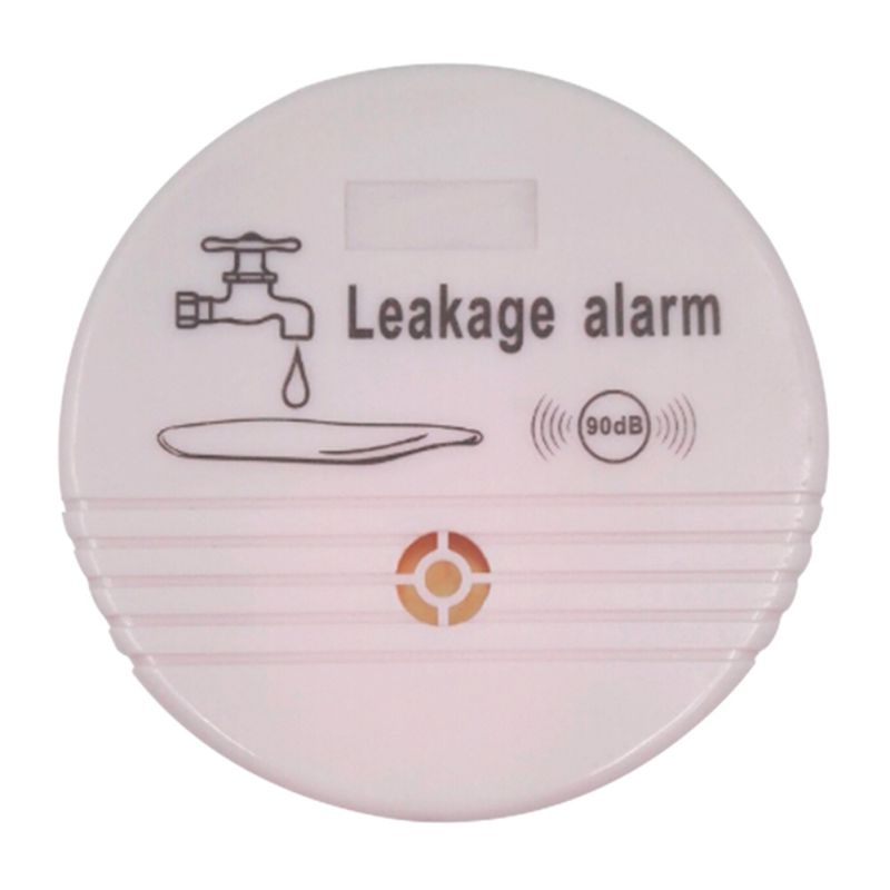 Newest Wireless Water Leak Detector Practical Leakage Flood Alarm Sensor For Home Household Wireless Water Leak Detector