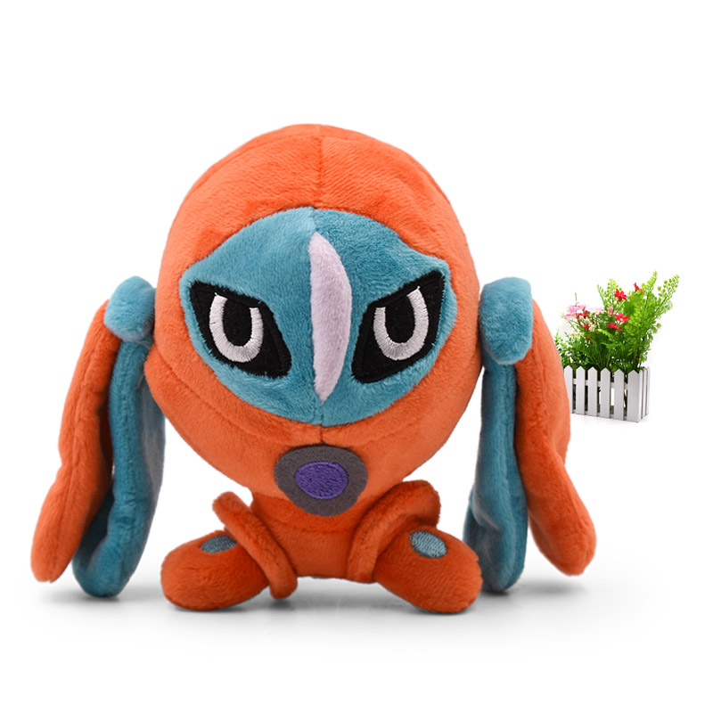 2019 Nouveau Deoxys Plush Cartoon Dolls Animal Stuffed Plush Baby Toys Great Christmas Gift For Children
