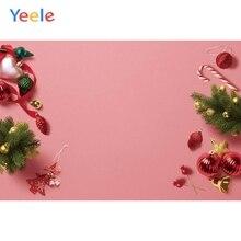 Yeele Customized Vinyl Pink Backdrop Photography Background Newborn For Photo Studio Photophone