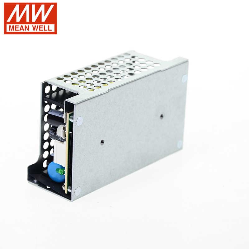 MEAN WELL EPS-65-5-C 55W 5V zasilacz impulsowy 110 V/220VAC do 5V DC 11A zasilacz typu zamkniętego z pokrywą