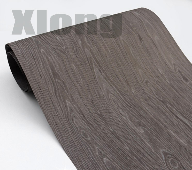 L:2.5Meters Width:55cm Black Oak Decorative Veneer Wood Veneer