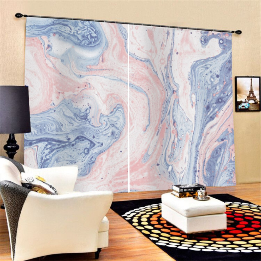 Image result for marble print curtains