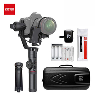 ZHIYUN Official Crane 2 New Stabilizer Gimbal Handheld for All DSLR Cameras with Follow Focus Tripod Camera Control Cable