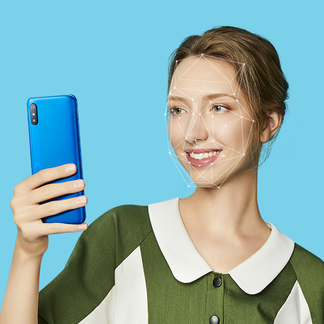 """Xiaomi Redmi 9A Global Version Mobile Phone 2GB 32GB MTK Helio G25 Octa Core 6.53"""" 5000mAh 13MP Camera Smartphone 6"""