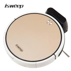 Isweep Vacuum-Cleaner Robot Recharge Auto 1800-Pa Good-Package Gift App-Control Preferred