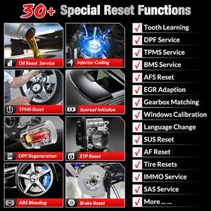 Image 3 - LAUNCH X431 Pro Mini Diagnostic Tool For 10000+ Car Modes Full System X431 V Pros Mini Key Fob Program /ECU Coding/30+ Resets