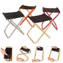 Складной стул из алюминиевого сплава портативный складной для