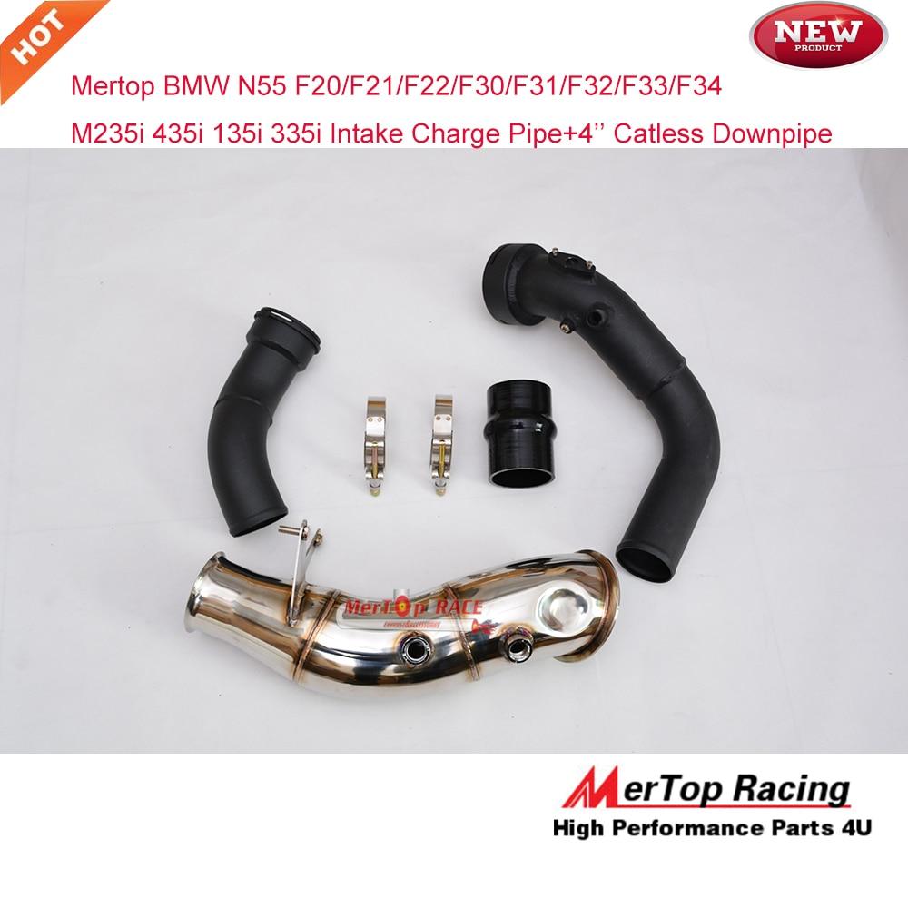 Mertop N55 F20/F21/F22 F30 F31 F32 F33 F34 M135i M235i 335i 435i Lading Pijp + 4