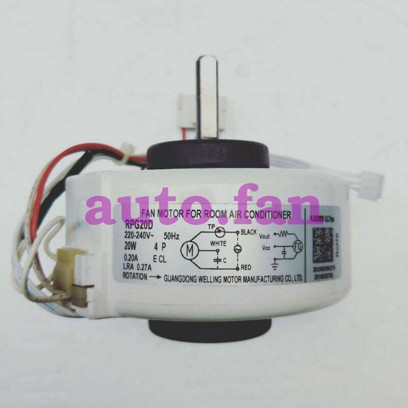 For Air Conditioner Motor RPG20D