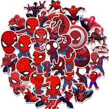 35 шт граффити наклейки «Человек паук» Детские Мультяшные чемодан