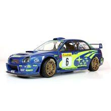 Tamiya – kit de construction de maquettes de voitures pour adultes, Subaru Impreza WRC 24240 1/24, jouets de loisirs en plastique, Collection bricolage 2001