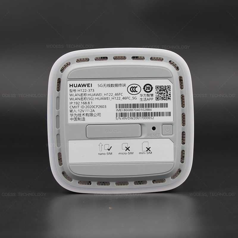 22020 New Super Veloce 5G LTE Router WiFi Senza Fili 5G WIFI 6 Plus Huawei 5G CPE PRO 2 H122-373