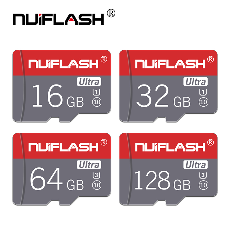 Carte Sd Classe 10 32 Gb Microsd 8 Gb 16 Gb Sd Card 64 Gb Scheda di Memoria 32 Gb Micro scheda Sd Cartao De Memoria 128 Gb con Adattatore Libero