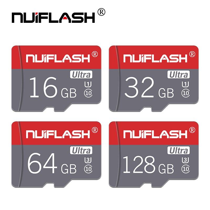 Carte sd sınıf 10 32gb Micro sd 8GB 16GB sd kart 64gb hafıza kartı 32gb Micro SD kart Cartao De Memoria 128GB ile ücretsiz adaptörü
