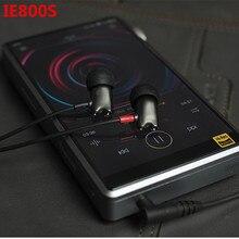 DIY IE80 IE800S IE80S In-Ear Earphone hifi subwoofer mobile earphone