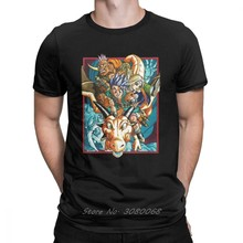 Camiseta de Dragon Quest para Hombre, Camiseta de algodón, Xi juego de rol, Toriyama, Slime Warrior, camisetas para Hombre