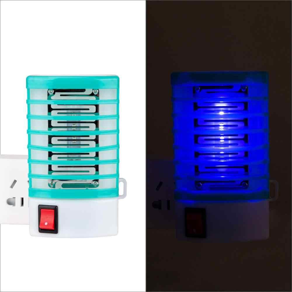 Sanyi ซ็อกเก็ตไฟฟ้ายุงโคมไฟ LED แมลงยุง Fly Bug แมลง Night ไฟ EU US