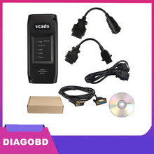 For Volvo VCADS Pro 2.40 Version for Volvo VCADS Truck Diagnostic Tool for Volvo Truck Diagnostic Vcads
