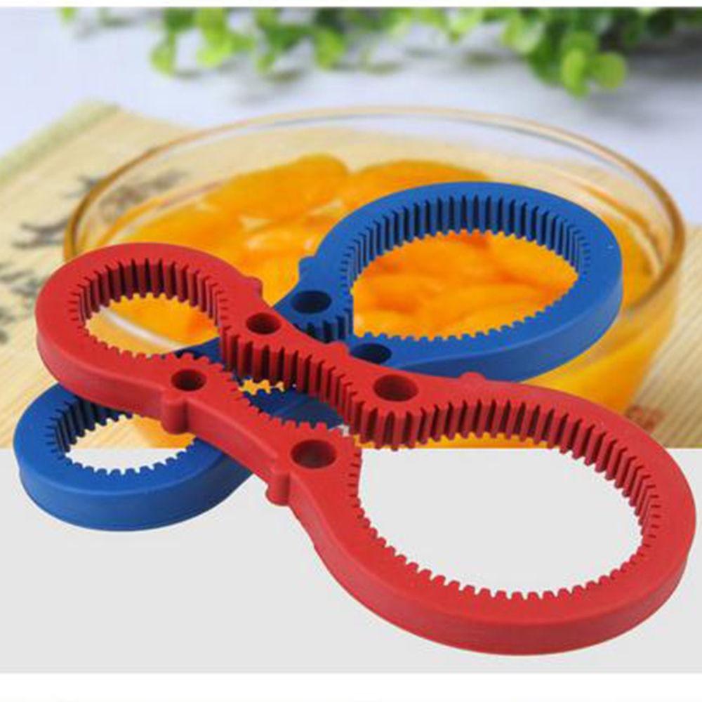 Portable Opener Multi Purpose Jar Lids Bottle Cap Grip Rubber Opener Tool Pop Bottle Jar Home Kitchen Gadgets Twist