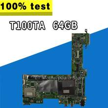 Motherboard Für Asus Transformer Buch T100TA Mainboard T100TA 64GB tablet PC original bord 100% test Motherboard(China)